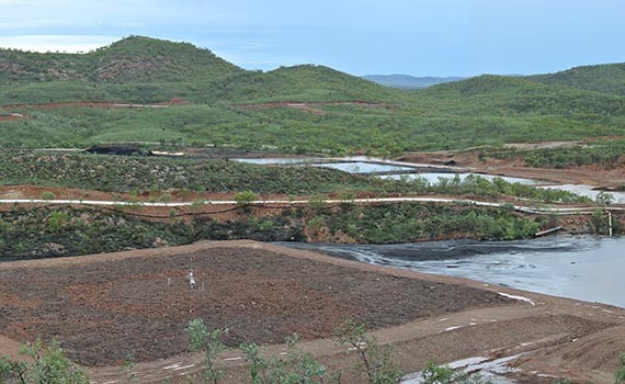 Closure and rehabilitation planning for the Carmichael coal mine