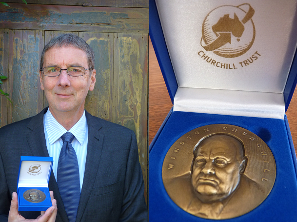 Allan Young Churchill Medal