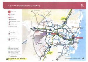 TNB High Speed Rail Peripheral Station Options for Sydney